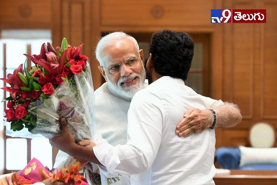 , మోదీతో వైఎస్ జగన్మోహన్రెడ్డి సమావేశం