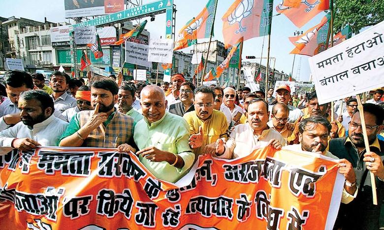 in bjp list of bengal political murders, mix of fake and genuine cases, అంతా మిస్టరీ.. బెంగాల్లో బీజేపీ 'హత్యా రాజకీయాలు' ?