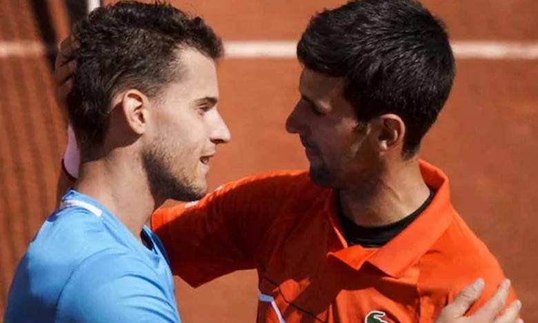 Dominic Thiem Enters In French Open Final, జకోవిచ్ ఔట్.. ఫ్రెంచ్ ఓపెన్ ఫైనల్కు థీమ్