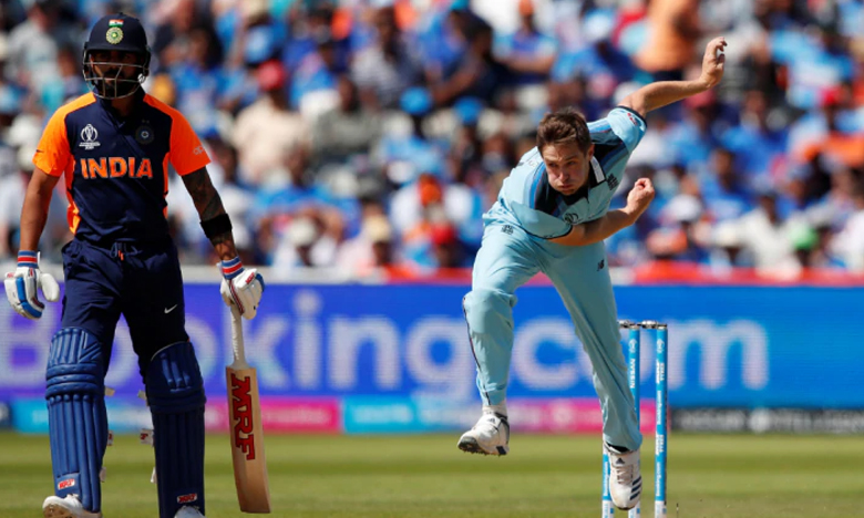 ICC World Cup 2019, ఇండియా విజయాలకు బ్రేక్..ఇంగ్లాండ్ చేతిలో ఓటమి
