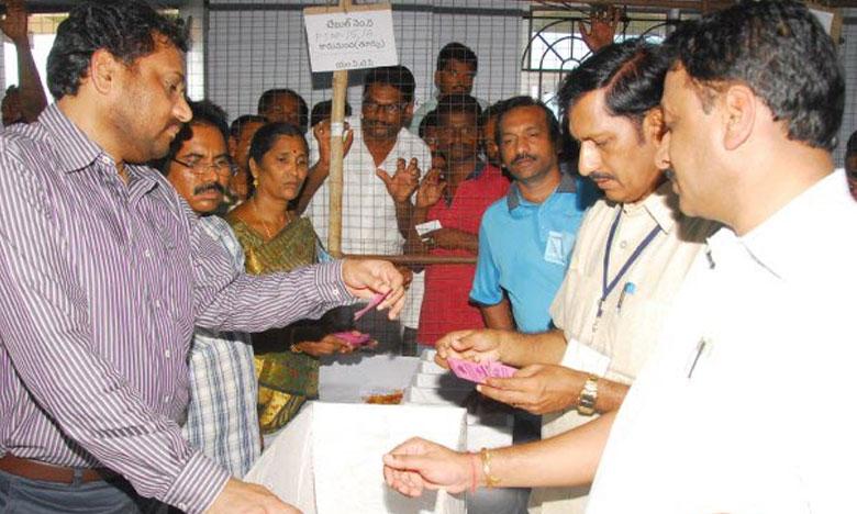 MPTC ZPTC Elections, తెలంగాణ పరిషత్ ఎన్నికల ఫలితాలు