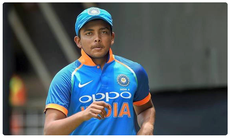 Dope process followed for Prithvi Shaw absolutely okay, says WADA