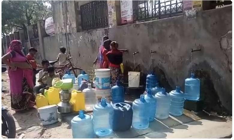 Rajasthan's capital Jaipur is the latest city that could face an acute water crisis soon., మరో చెన్నై కాబోతున్న జైపూర్ ..పింక్ సిటీకి వాటర్ కష్టాలు