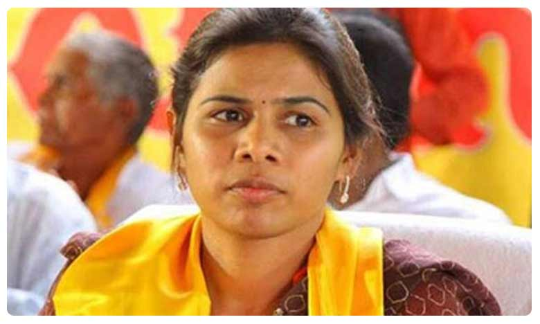 Akhila priya in search for new constituency?