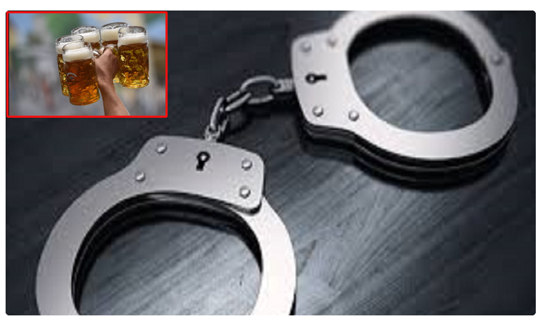 Food Delivery Executive Carries Beer For Customer In Gujarat, Arrested