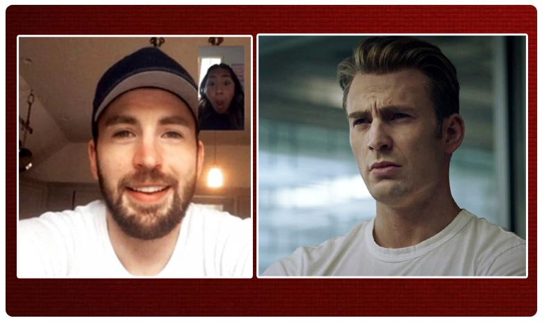 Woman claims Chris Evans is her number neighbour. Then the actor replies