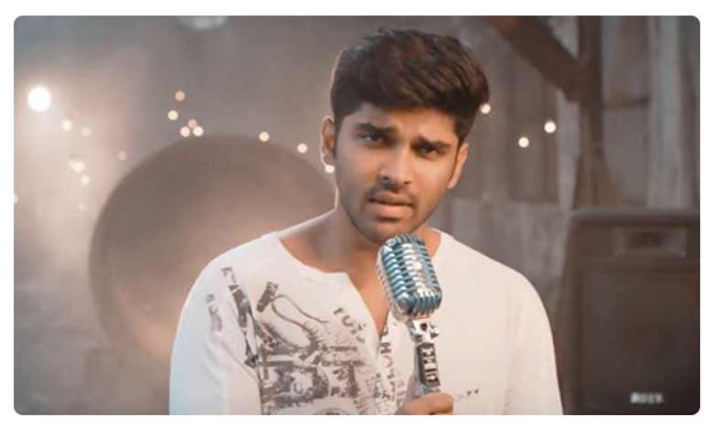 Dhruv Vikram debuts as a singer in Adithya Varma