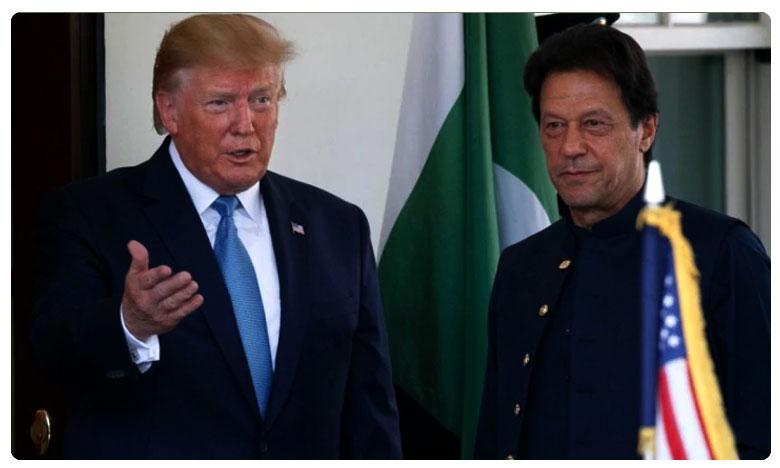 Donald Trump Warns to Immran, మోదీ ఎఫెక్ట్: ఇమ్రాన్కు ట్రంప్ క్లాస్