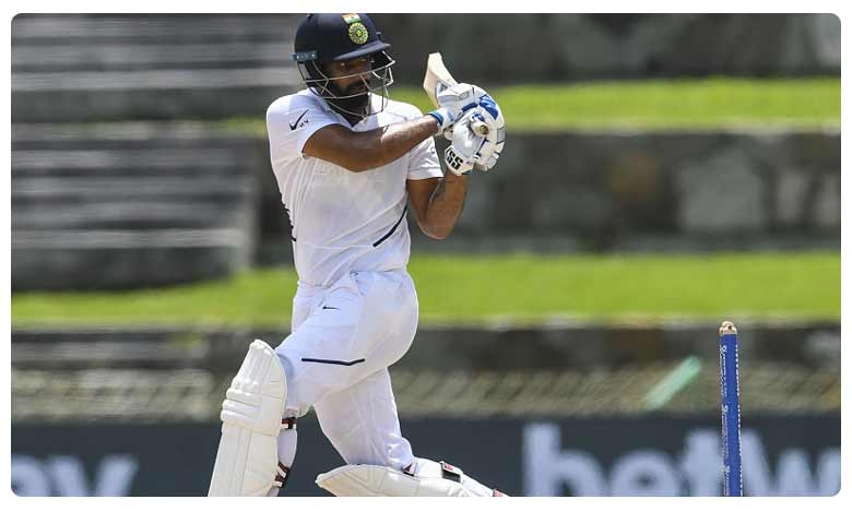 Hanuma Vihari's approach in Test match batting suggests he could be India's next 'crisis man'