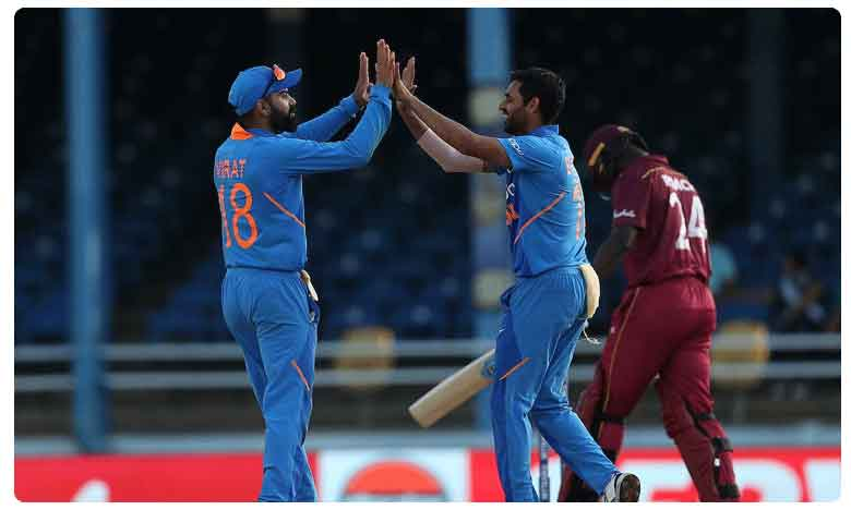 India Vs West Indies 2nd ODI Match in Port of Spain: India Win by 59 Runs