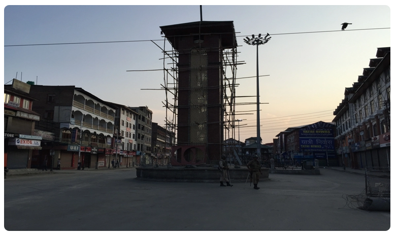 All Government employees in Srinagar, to report back to their duties with immediate effect