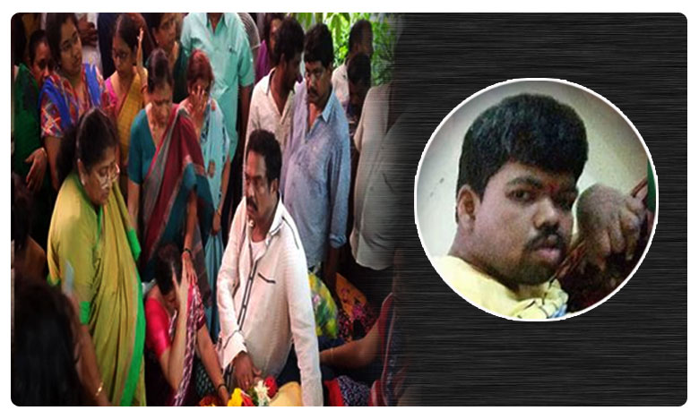 Ycp Leader Kothapalli Subbarayudu Son Chanti Babu died at Narsapuram in West Godavari District