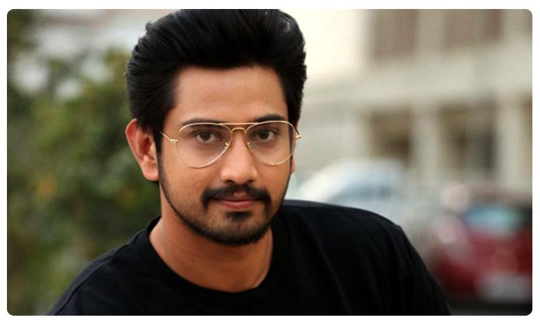 Actor Raj Tarun Responds Over His Car Accident