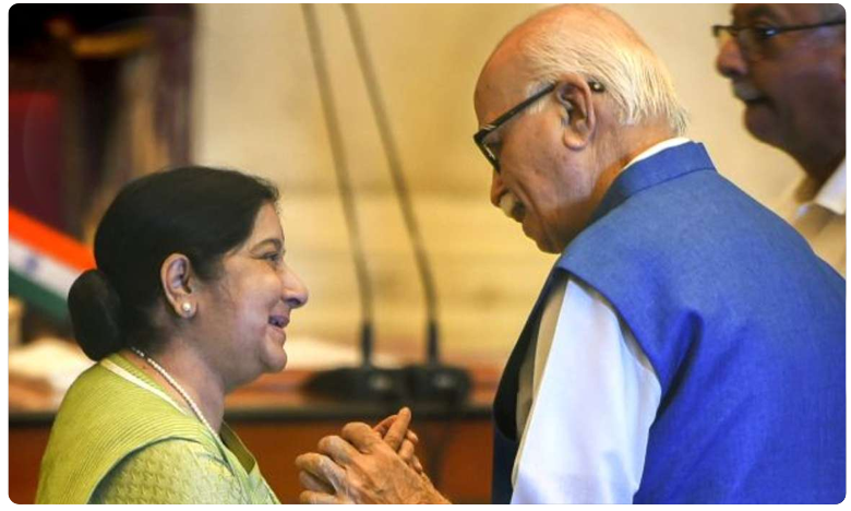 l.k.advani pens heartful note on protege sushma swaraj death