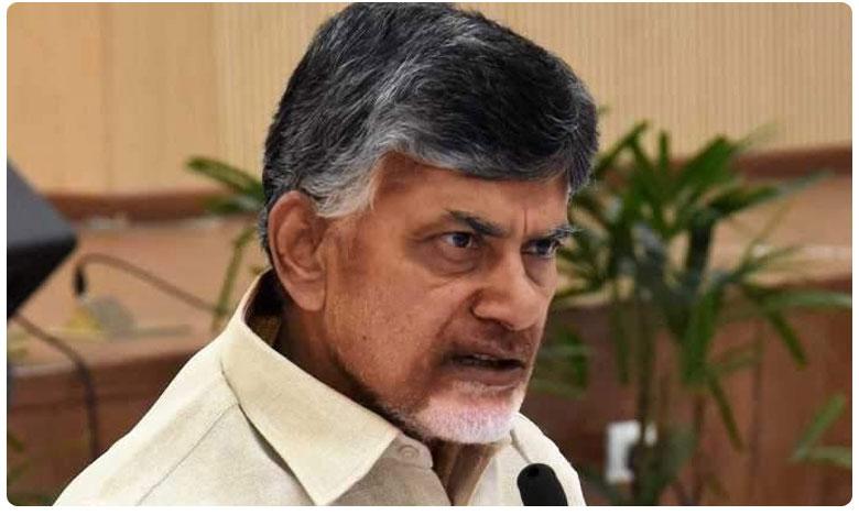 Former CM Chandrababu Shocking Comments on AP CM Jagan