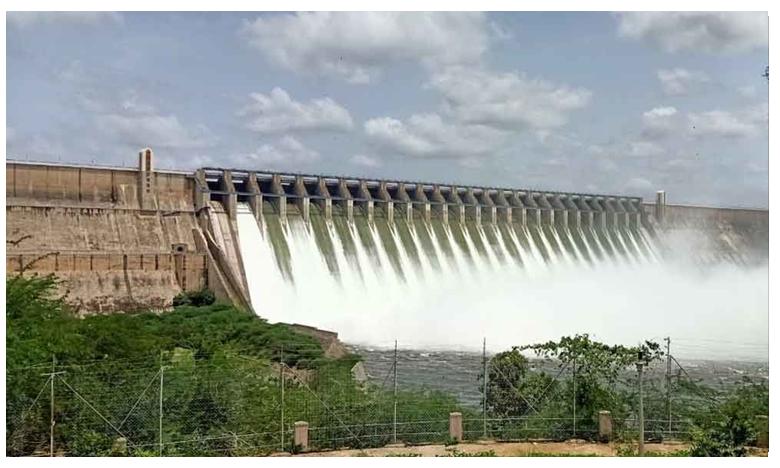 Telangana youth Drowns In krishna River Near Nagarjuna Sagar Dam