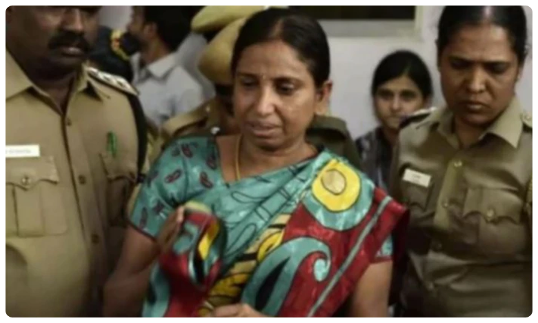 Nalini Sriharan parole extended by 3 weeks