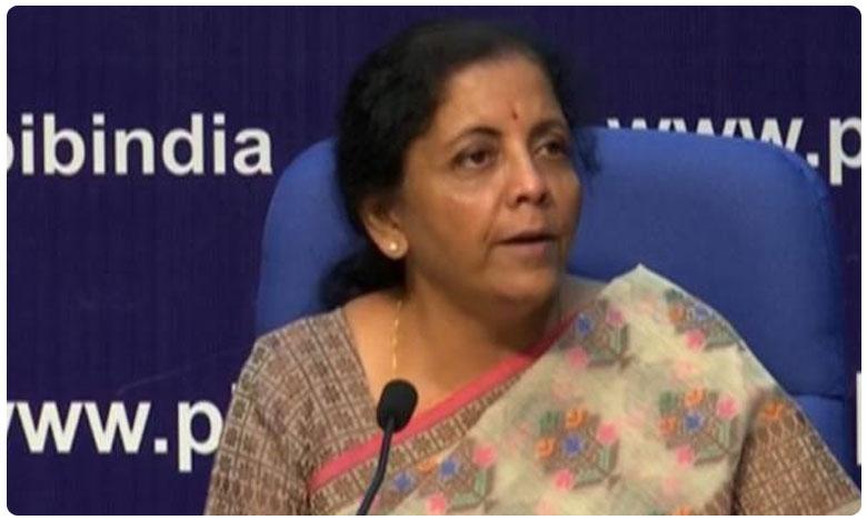 Finance Minister Nirmala Sitharaman announces mega merger