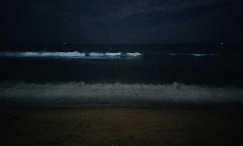 Sea Waves, అంతర్వేదిలో పోటెత్తిన సముద్రం