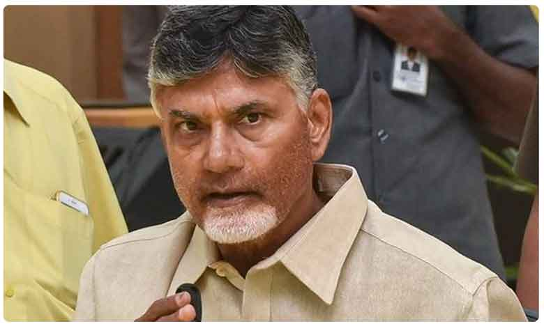 Chandrababu Sensational Comments On YCP Government