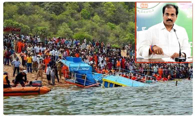 Minister Kurasala Responds on boat accident, బోట్లో ఉన్నది 73 మంది కాదు..77 మంది..మంత్రి క్లారిటీ!
