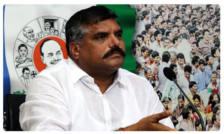 Cold War between Vijaya Sai Reddy and Botsa Satyanarayana?