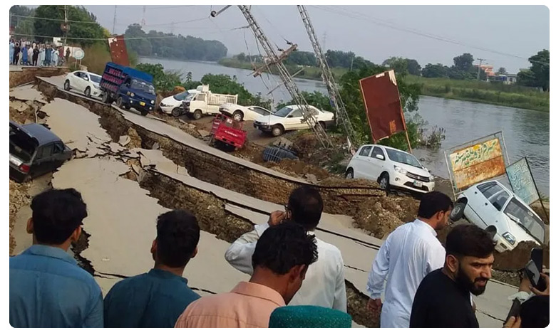 Tremors In Delhi, బిగ్ బ్రేకింగ్: ఇండో-పాక్ సరిహద్దులో భూకంపం- ఉత్తరాదిన ప్రకంపనలు