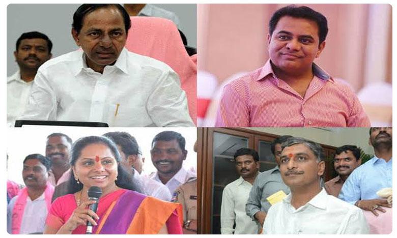 KTR and Harish Rao got cabinet berths What about Kalvakuntla Kavitha