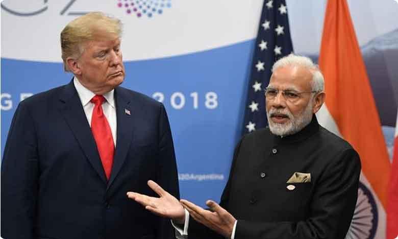 """Howdy Modi Highlights, """"హౌదీ మోదీ""""లో.. పాక్కు పరోక్ష హెచ్చరికలు జారీ చేసిన మోదీ..!"""