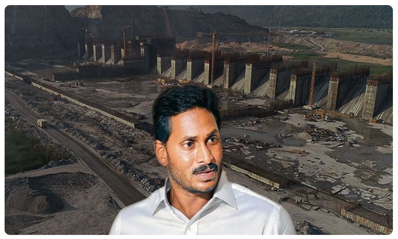 Central government writes another letter to ap government on polavaram project tenders