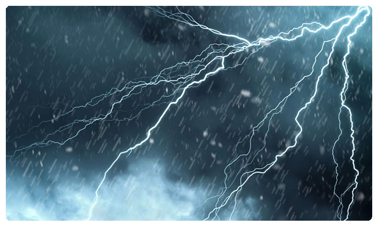 telugu states may hit with heavy rains, తెలుగు రాష్ట్రాలకు వర్ష సూచన…