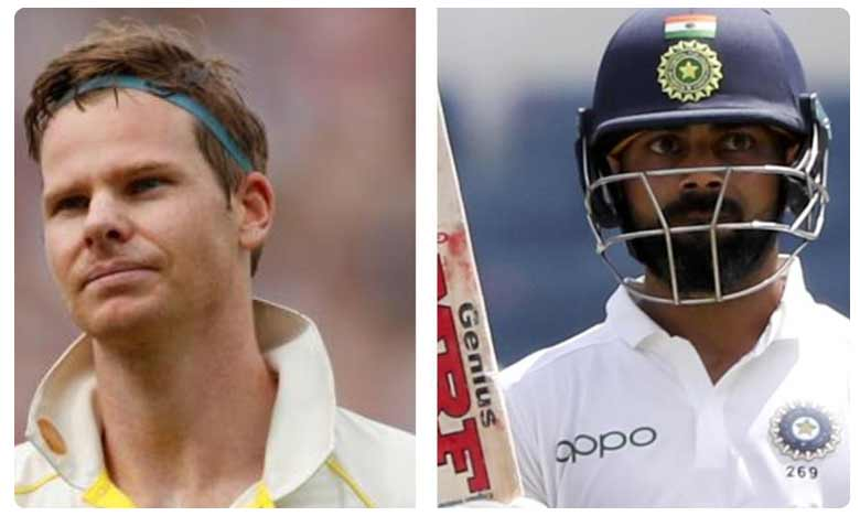 Steve Smith edges past Virat Kohli to become No.1 Test batsman