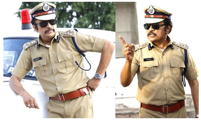 Music Director Koti's First Look Stills As IPS Officer Vyaas In Devineni Movie