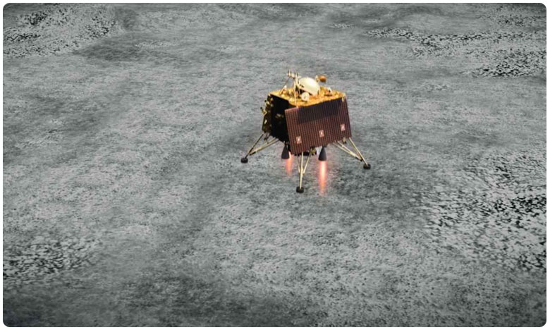 Chandrayaan-2: Thank you for standing by us, says ISRO as Vikram lander remains silent