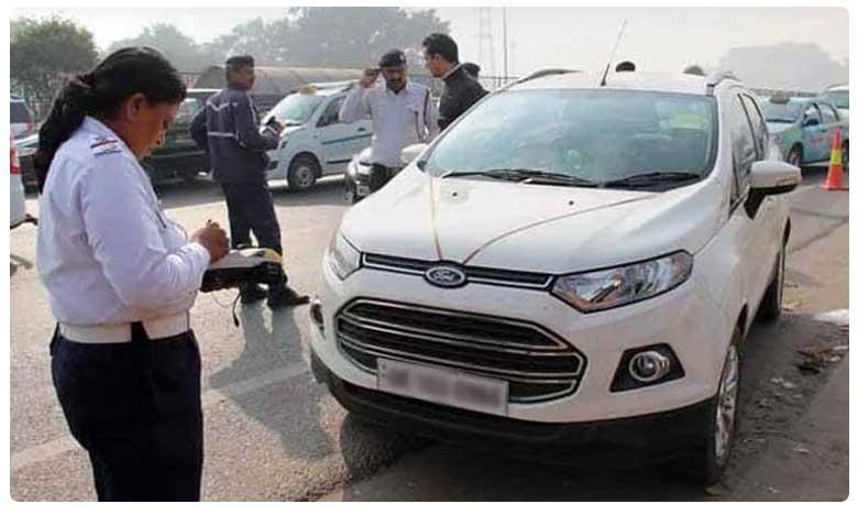 Gujarat Cm rupani disposes traffic violation fines under new motor vehicles act 2019