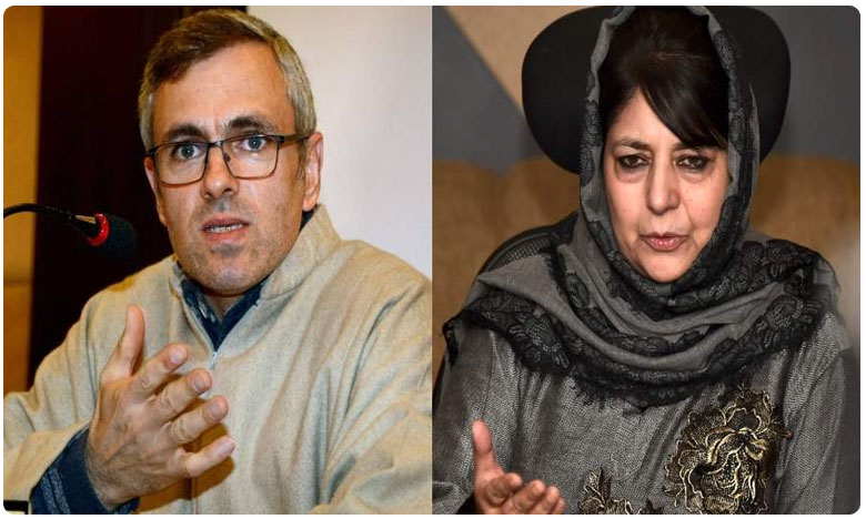 omar abdullah, mehabooba mufti finally allowed to meet relatives