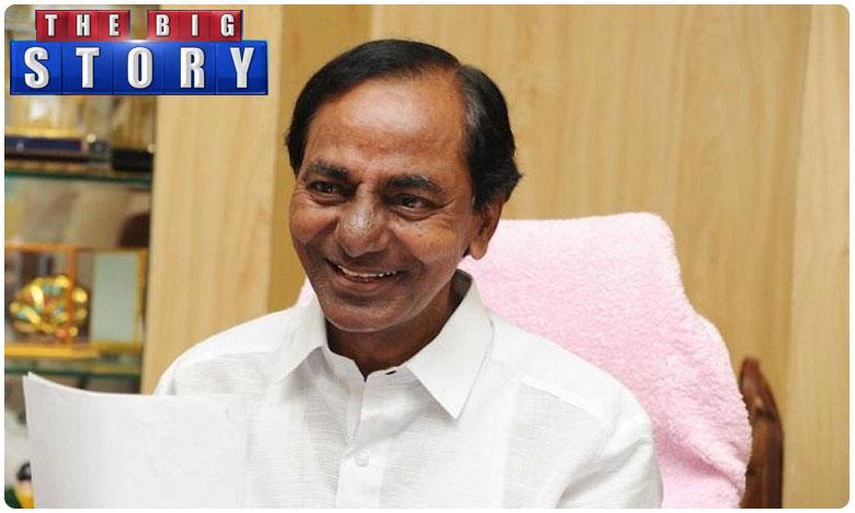 leaders from maharashtra met telangana cm kcr, seek trs tickets to contest polls