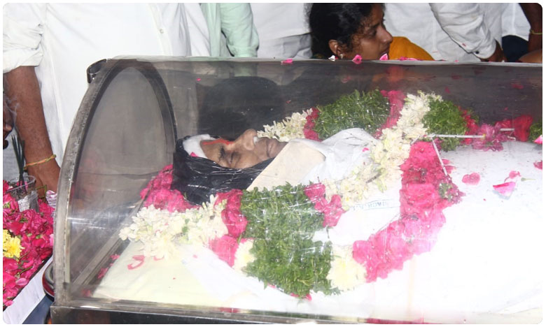 No connection between Section 144 and Kodela Siva Prasad Rao funeral, says IG