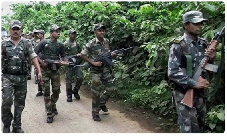 Two maoists encountered in AOB
