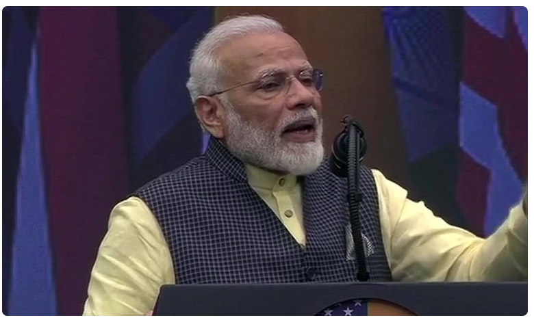 If You Ask 'Howdy.. Modi.. I'll Say - Everything Great In India