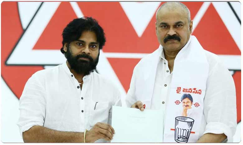 Actor Naga Babu thanks to Janasainiks for Voluntary Donations Rs 100 crore
