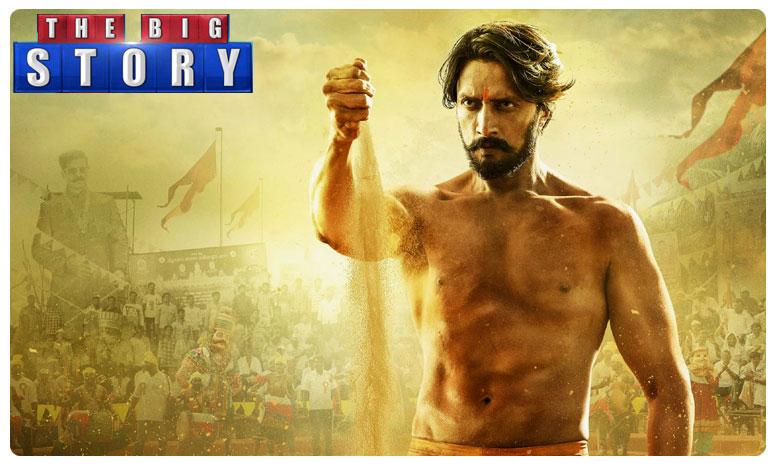Kichha Sudeep Pahilwan Movie Telugu Review