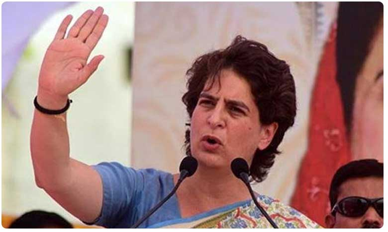 "Priyanka Gandhi Slams Government Over Plans For ""100 Days Celebration"""