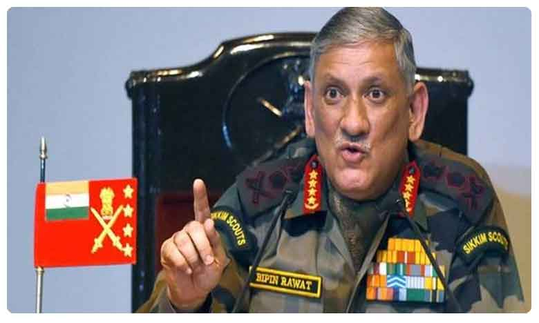 Indian Army is always ready for action in PoK: General Bipin Rawat