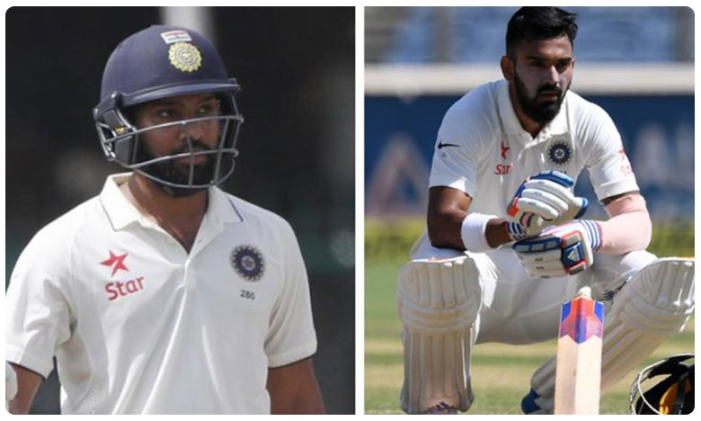 KL Rahul form a concern, will consider Rohit Sharma as Test opener: MSK Prasad