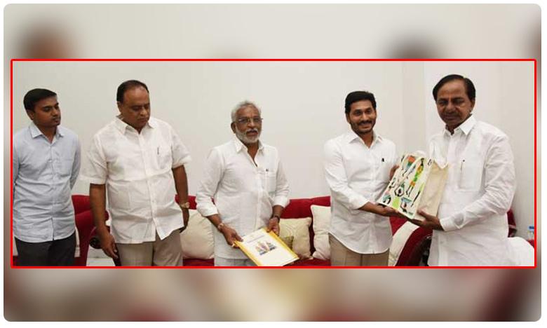 AP CM Jagan ivites Telangana CM Kcr to TTD Brahmotsavam