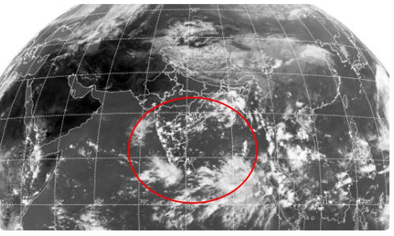 Weather Forecast Today : IMD Predicts Heavy Rainfall In AP,Telangana, Odisha