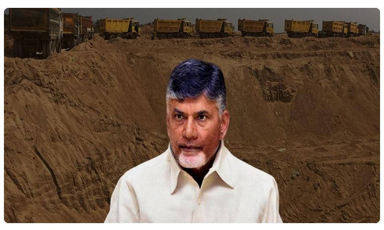 chandrababu plans sand agitation on nov 14th, బరిలోకి బాబు.. 14న ఏం చేయబోతున్నారంటే ?