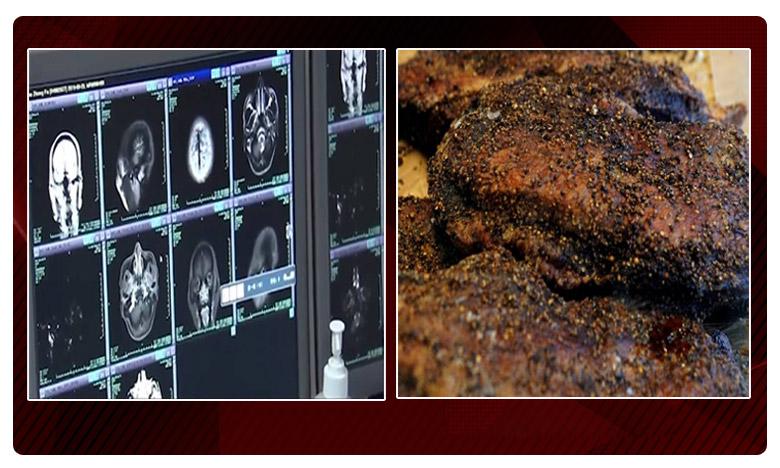 Lungs and Chest after Consuming Uncooked Meat, అతని మెదడులో 700 పురుగులు.. ఆ మాంసం తిన్నందుకే…
