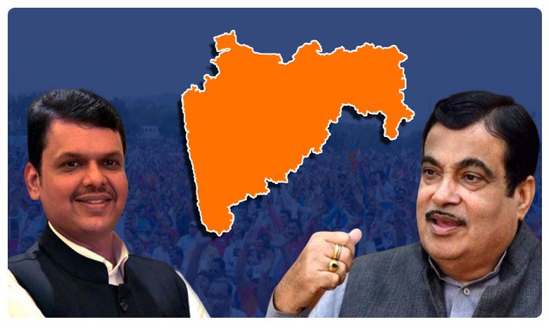 Nitin Gadkari said he would meet people in Nagpur over the current situation in Maharashtra., ఫడ్నవీస్ కే పగ్గాలు.. క్లారిటీ ఇఛ్చిన గడ్కరీ